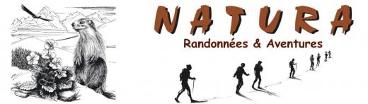 Logo Natura - Randonnées & Aventures (France)